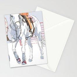 #inktober2016:friend Stationery Cards