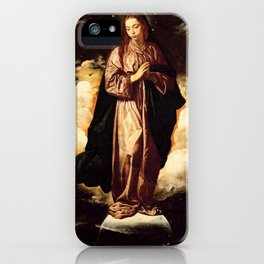 "Diego Velázquez ""The Immaculate Conception"" iPhone Case"