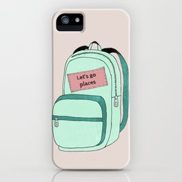 Backpack iPhone Case