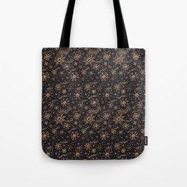 SnowFall Tote Bag