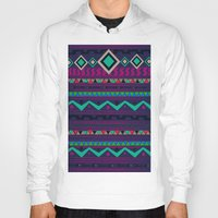 native Hoodies featuring Native by Nika