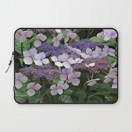 Hydrangea Violet Hues Laptop Sleeve