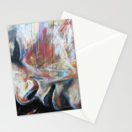 Deep sleep. Stationery Cards