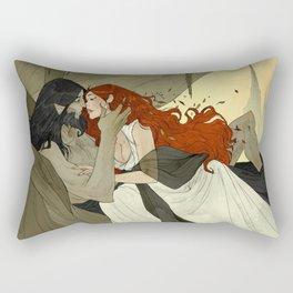 Peresphone's Return Rectangular Pillow