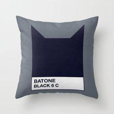 BATONE Throw Pillow