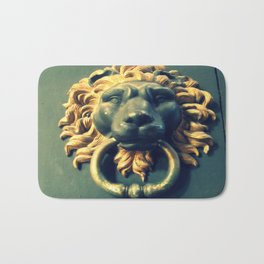 Even if there isn't any Narnia. Bath Mat