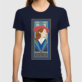 A sense of worth  T-shirt