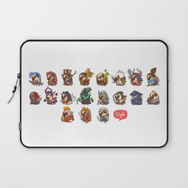 Puglie LoL Vol.1 Laptop Sleeve
