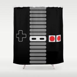 NES Shower Curtain