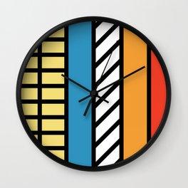 Nostalgia 002 Wall Clock