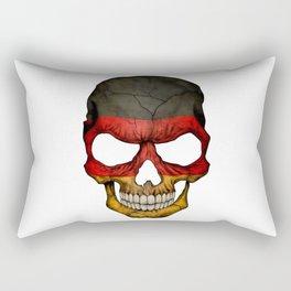 Exclusive Germany skull design Rectangular Pillow