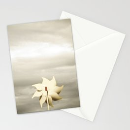 The Windmill Poster Stationery Cards