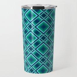 Striped 1 Travel Mug