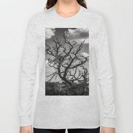 Ancient Tree, Survivor, Alive Long Sleeve T-shirt