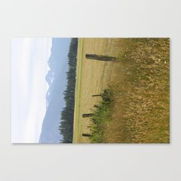 Gordon Ranch Canvas Print