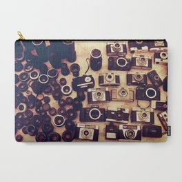 I love analogue photography Carry-All Pouch