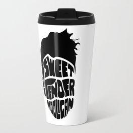 Sweet and Tender Hooligan (Black Only) Travel Mug