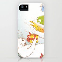 X-Mas 2013 iPhone Case