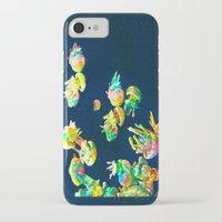 rasta iPhone & iPod Cases featuring Rasta Jellies by Heidi Fairwood