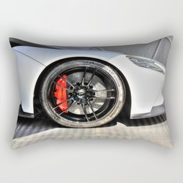 The New Ford GT Rectangular Pillow