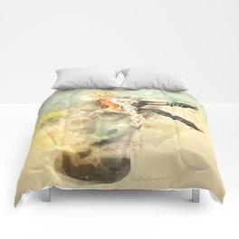 Shaken, not stirred Comforters