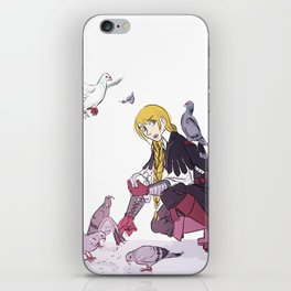 Birdies iPhone Skin