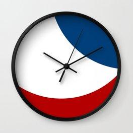FLAG - FRANCE Wall Clock