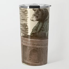 Bearocrat Travel Mug