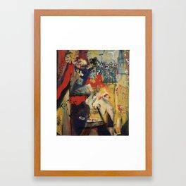 Tyranny of Mind Framed Art Print