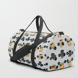 OLYMPIC LIFTING PUGS Duffle Bag