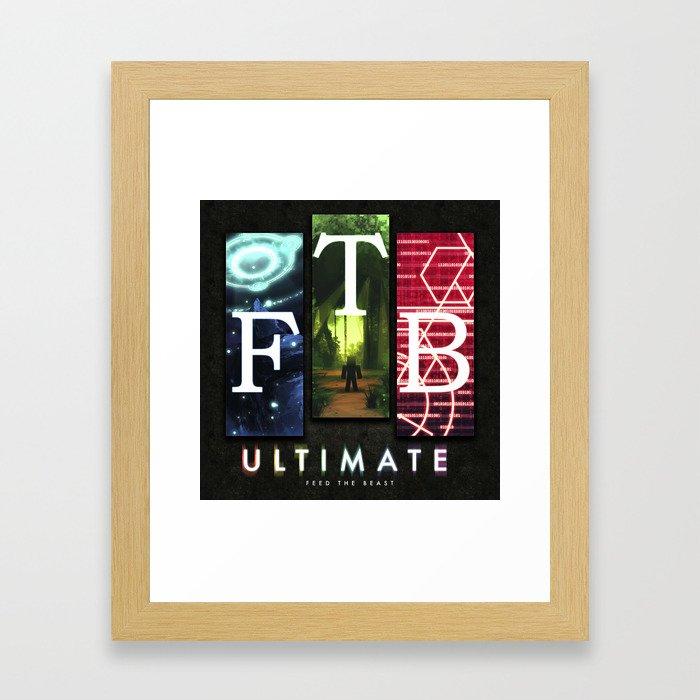 Ultimate Framed Art Print