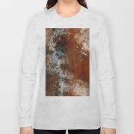 Marbled Structure 4C Long Sleeve T-shirt