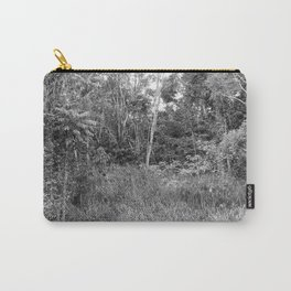 The Forest in Monochrome Carry-All Pouch