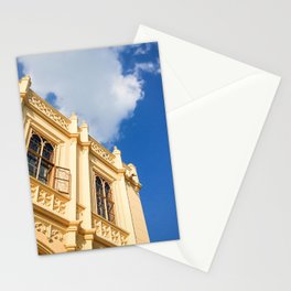 Windows of Lednice Castle Stationery Cards