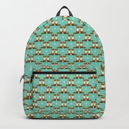 Retro foxes Backpack