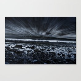Hyperspeed, Mach 6 Canvas Print