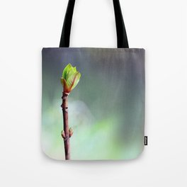 Rise of the Hydrangea Tote Bag