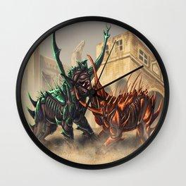 Lurhound Wall Clock