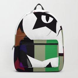 Star cat Backpack