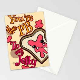 You're The PB Stationery Cards