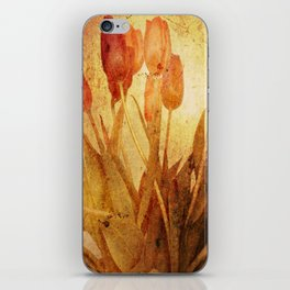 Tulpen Treffen iPhone Skin