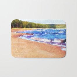 Colors of Water Bath Mat