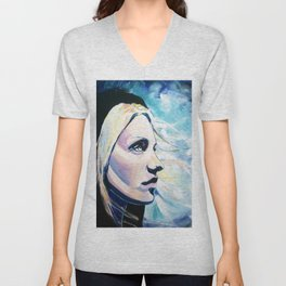 Undiscovered Light Unisex V-Neck