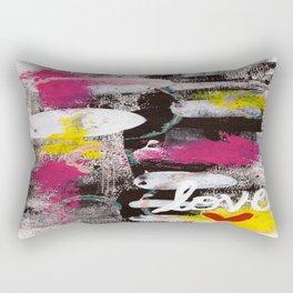 It's Simply Love Rectangular Pillow