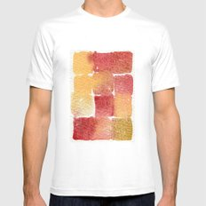 Watercolor abstract 9 MEDIUM White Mens Fitted Tee