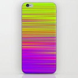 V9 iPhone Skin