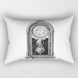 Clock Rectangular Pillow