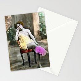 Erotique La Femme Vintage Nude Art Beauty No.69 Stationery Cards