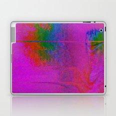 11-23-56 (Moving Circles Glitch) Laptop & iPad Skin