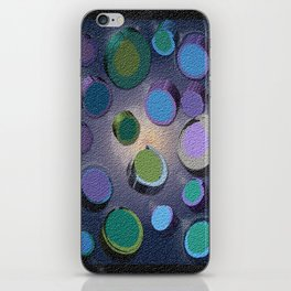 Floating Space iPhone Skin